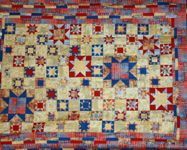 Quilt of Valor donation