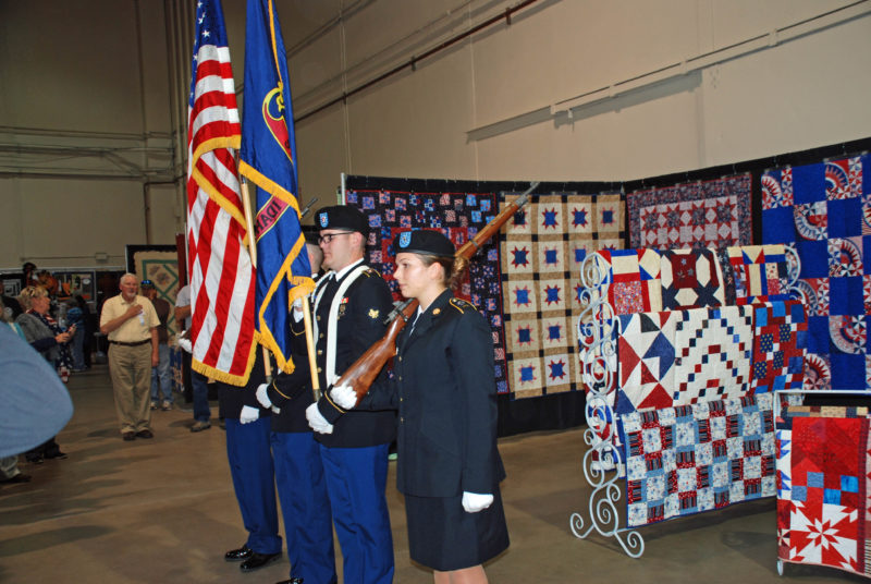 Quilts Of Valor Boise Basin Quilters